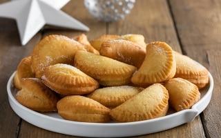 Tortelli fritti di Natale