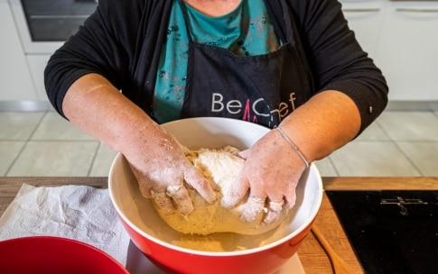 Preparazione Zeppole calabresi di nonna Mimma - Fase 1