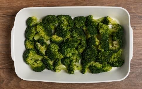 Preparazione Broccoli gratinati - Fase 1