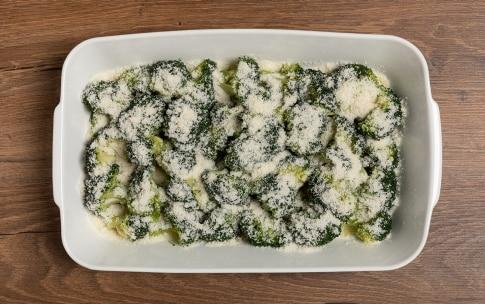 Preparazione Broccoli gratinati - Fase 2