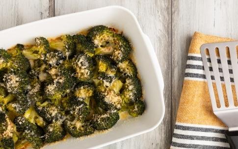 Preparazione Broccoli gratinati - Fase 3