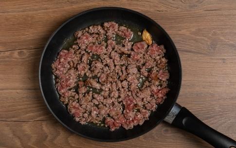Preparazione Pasta con broccoli e salsiccia - Fase 2