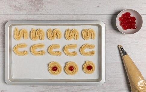 Preparazione Biscotti da pasticceria - Fase 2