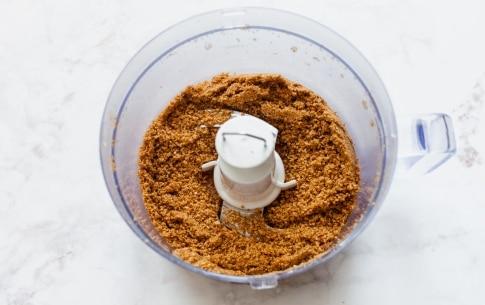Preparazione Cheesecake veloce con ricotta - Fase 1