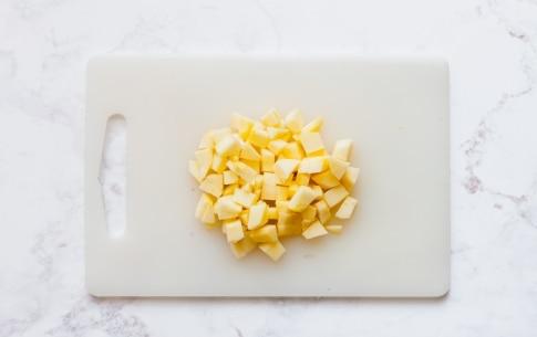 Preparazione Chutney di radicchio di Chioggia, arancia e frutta secca  - Fase 1