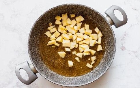 Preparazione Chutney di radicchio di Chioggia, arancia e frutta secca  - Fase 2