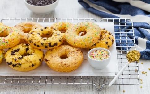 Preparazione Donuts veloci al forno - Fase 3