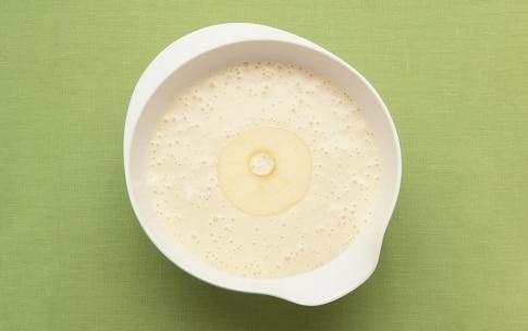 Preparazione Frittelle di Mele - Fase 2