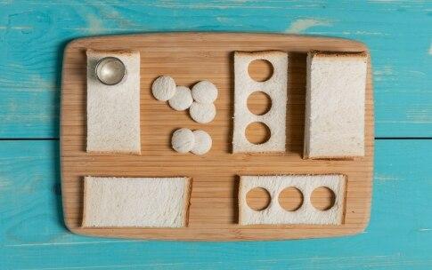 Preparazione Pane e marmellata al semaforo - Fase 1