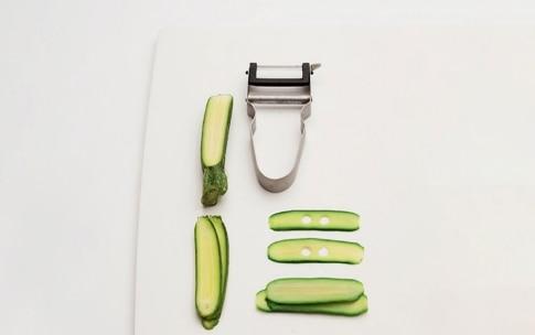 Preparazione Polpette mascherate di carne e zucchine - Fase 1