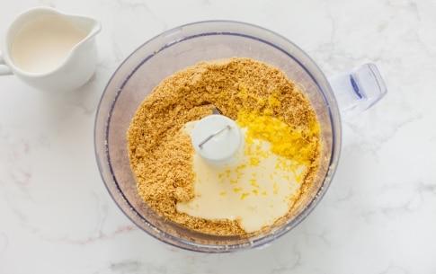 Preparazione Tartufini cocco, cioccolato bianco e limone - Fase 2