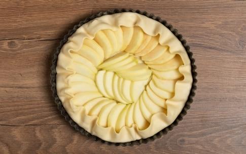 Preparazione Torta di pasta sfoglia alle mele  - Fase 1
