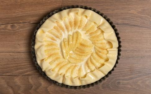 Preparazione Torta di pasta sfoglia alle mele  - Fase 2