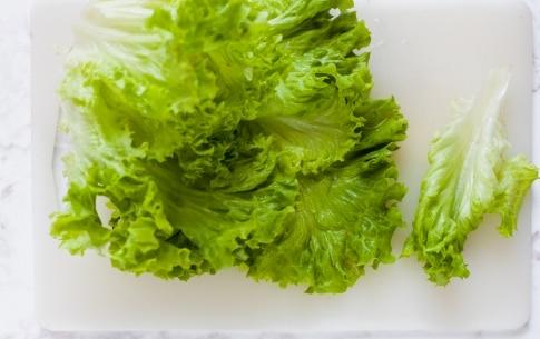Preparazione Cestini di insalata di Lusia IGP con bulgur, carote e noci pecan  - Fase 4