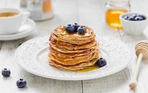 Preparazione Pancake light - Fase 3