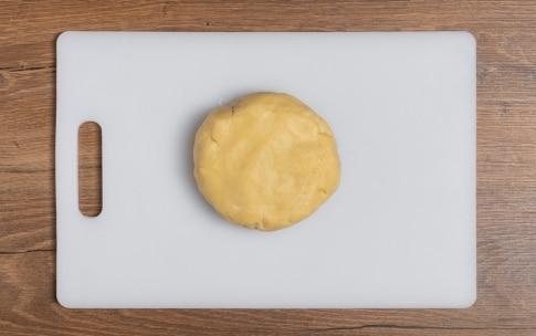 Preparazione Quiche di mele, chèvre chaud e timo  - Fase 2
