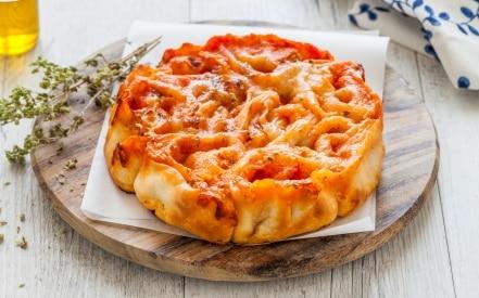 Torta di rose di pizza