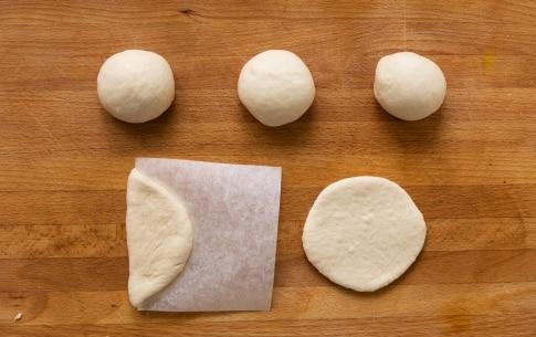 Preparazione Bao buns - Fase 4