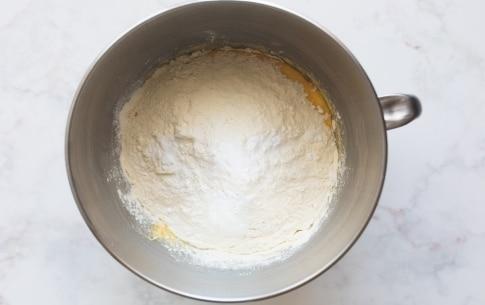Preparazione Crumb cake alle ciliegie di Vignola - Fase 3