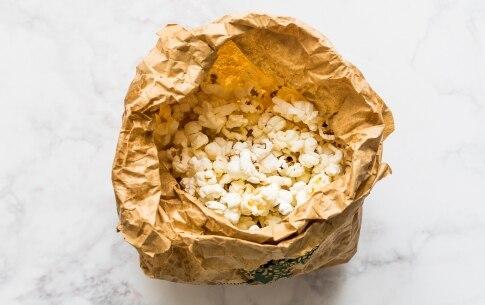 Preparazione Pop corn - Fase 2