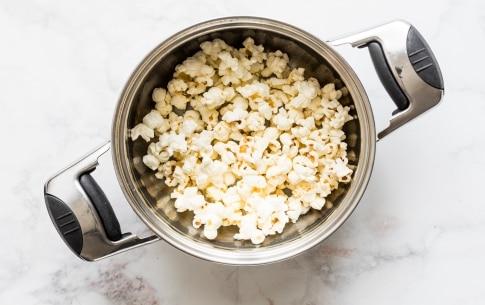 Preparazione Pop corn - Fase 3