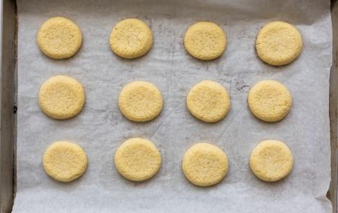 Preparazione Biscotti al limone - Fase 3