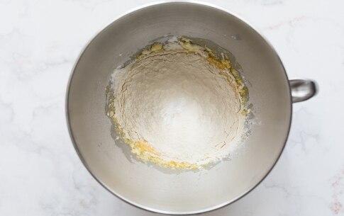 Preparazione Biscotti al limone - Fase 2