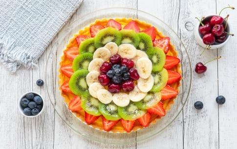 Preparazione Crostata di frutta - Fase 5