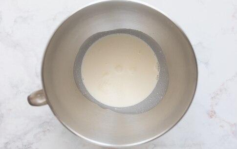 Preparazione Mousse alla Nutella - Fase 1