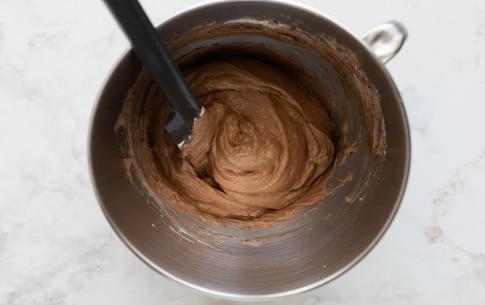 Preparazione Mousse alla Nutella - Fase 2