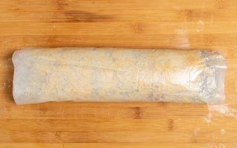 Preparazione Rotolo di melanzane al forno - Fase 5