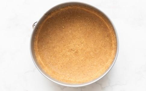 Preparazione Torta fredda alla Nutella - Fase 1