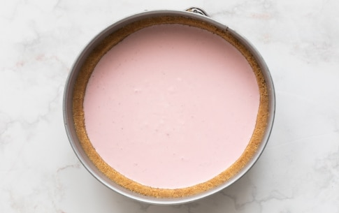 Preparazione Torta fredda alla Nutella - Fase 4