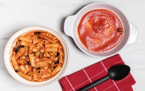 Preparazione Pasta alla siciliana - Fase 3