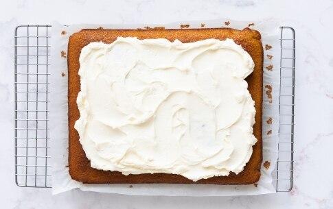 Preparazione Sheet cake alle Pesche e Nettarine dell'Emilia Romagna IGP  - Fase 5