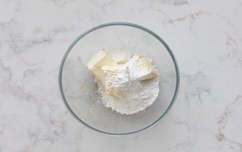 Preparazione Sheet cake alle Pesche e Nettarine dell'Emilia Romagna IGP  - Fase 3