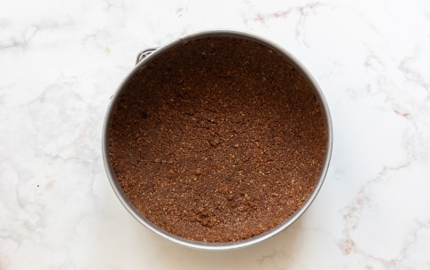 Preparazione Zebra cheesecake - Fase 1