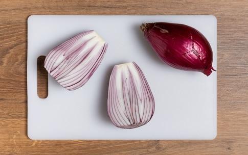 Preparazione Insalata di cipolle - Fase 1