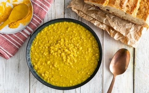 Preparazione Dahl di lenticchie - Fase 2