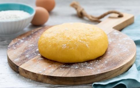 Preparazione Pasta frolla senza burro - Fase 2