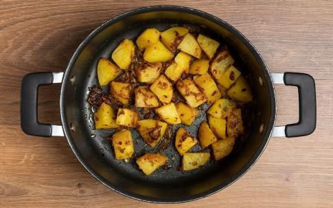 Preparazione Patate piccanti - Fase 2