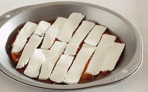 Preparazione Tatin di zucca e peperoni allo zenzero - Fase 1