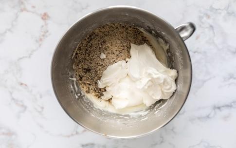 Preparazione Cheesecake al torrone - Fase 2