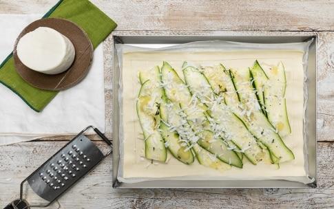 Preparazione Torta salata gustosa allo Speck Alto Adige IGP - Fase 4