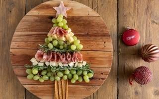 Albero di Natale da mangiare