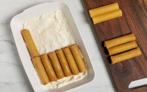 Preparazione Cannelloni alle lenticchie e cotechino - Fase 4