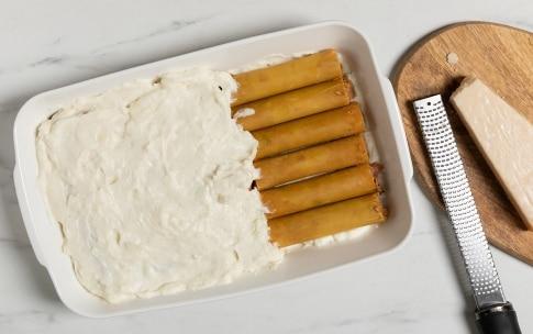 Preparazione Cannelloni alle lenticchie e cotechino - Fase 5