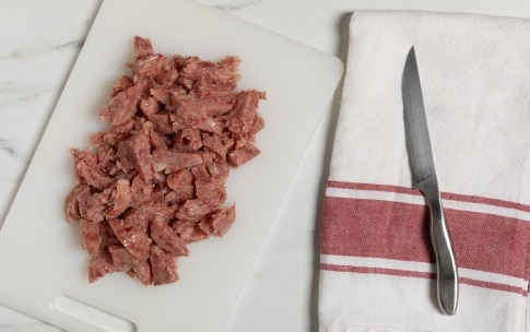 Preparazione Cannelloni alle lenticchie e cotechino - Fase 2