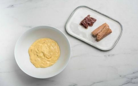 Preparazione Insalata russa con salsa tonnata - Fase 1