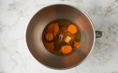 Preparazione Torta di mele e mascarpone - Fase 1